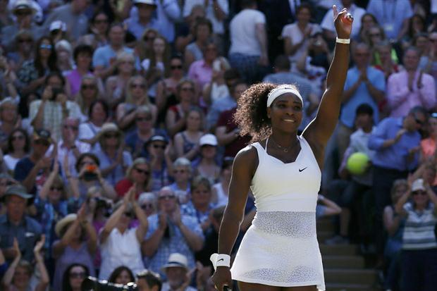 Williams a la final de Wimbledon