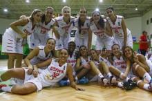 Oro para España en el Eurobasket femenino U20 de 2015
