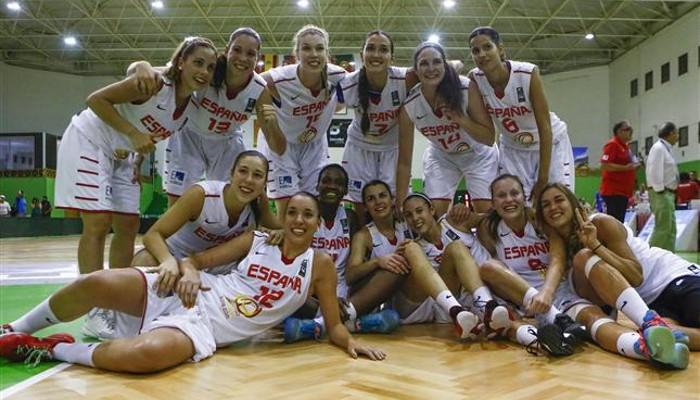 La generación del 95 cierra el círculo con el oro en categoría U20