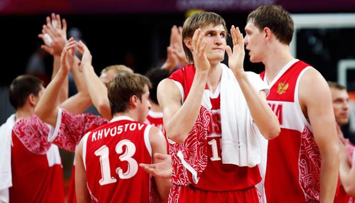 La selección de Rusia podría no jugar el Eurobasket