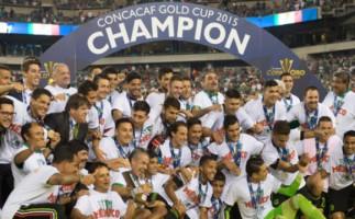 México gana la Copa de Oro de la Concacaf de 2015