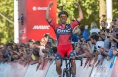 El luxemburgués Jempy Drucker sorprende ganando la Ride London 2015