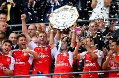 El Arsenal gana al Chelsea por 1-0 y revalida su título en la Community Shield