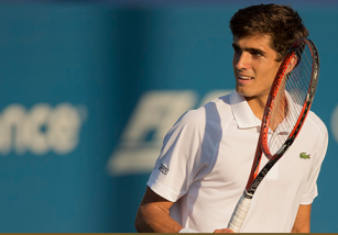ATP Winston-Salem 2015: Carreño y Coric eliminados