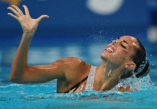 Mundial de Natación 2015: Ona Carbonell logra las dos únicas medallas en sincronizada