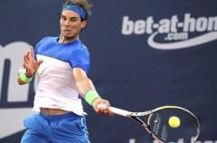 ATP Hamburgo 2015: Rafa Nadal y Fognini a la final; ATP Gstaad: cae Feliciano, final entre Thiem y Goffin
