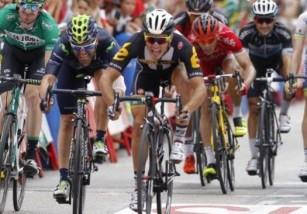Vuelta a España 2015: Sbaragli da al MTN - Qhubeka otra victoria en una grande