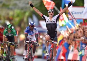 Vuelta a España 2015: Stuyven gana en Murcia una etapa con abandonos importantes