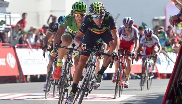Valverde ganó la etapa con final en Vejer de la Frontera
