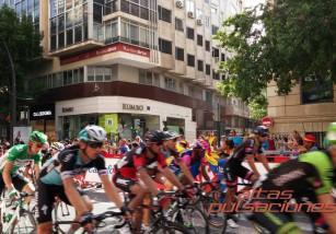 Vivimos la llegada de la Vuelta a España a Murcia desde dentro con Kpsport y GoPro
