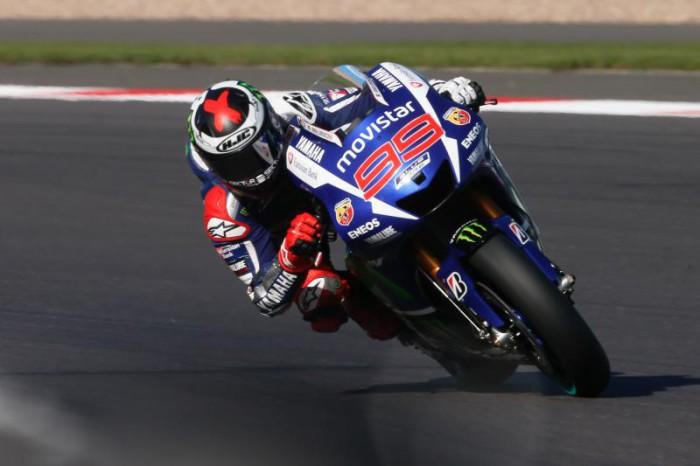GP Gran Bretaña de Motociclismo 2015: Fenati, Lorenzo y Lowes los mejores del viernes