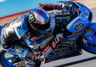 GP Gran Bretaña de Motociclismo 2015: Navarro, Márquez y Lowes marcan las poles