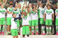 Wolfsburgo en Alemania y PSG en Francia, campeones de la Supercopa