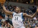 NBA: los Wolves van a cortar a Anthony Bennet
