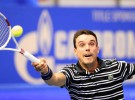 ATP San Petersburgo 2015: Bautista a semifinales, pierde Robredo; ATP Metz 2015: Wawrinka se retira, cae García-López