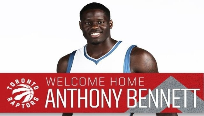 Bennett jugará el próximo año en Toronto, su ciudad natal