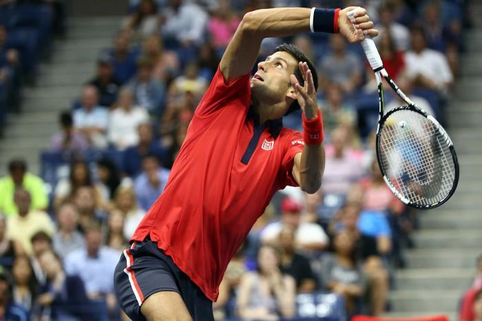 Novak Djokovic -  Roberto Bautista Agut Men's Singles Fourth Round