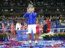 US Open 2015: Djokovic vence a Federer y gana tercer Slam del año
