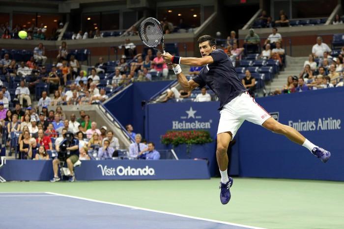 Novak Djokovic - Feliciano Lopez Men's Singles - Quarterfinals