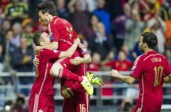 Lista de España para los dos últimos partidos de la Clasificación a la Euro 2016