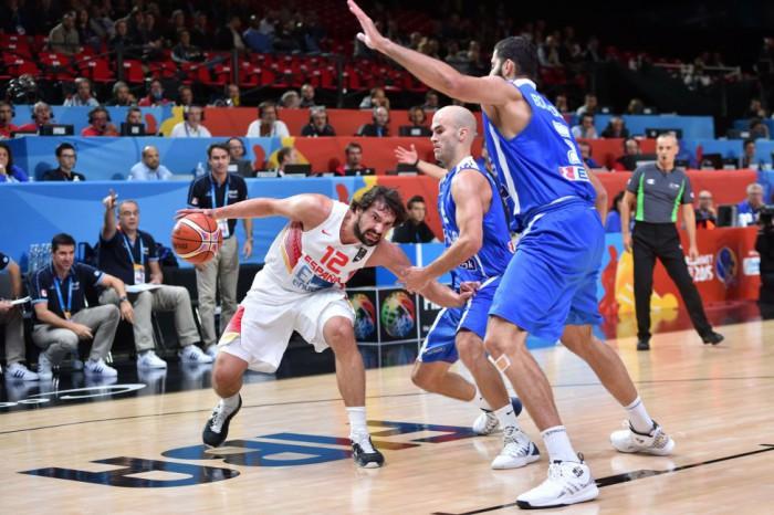 España gana a Grecia y estara en las semifinales del Eurobasket