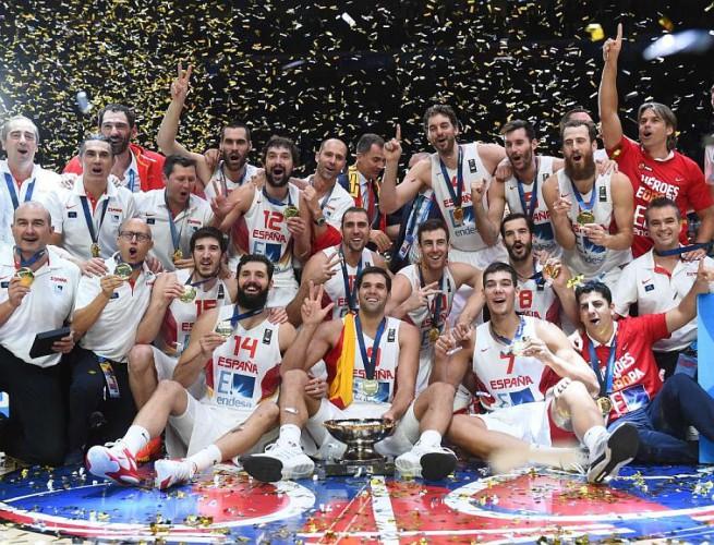 España gana el Eurobasket 2015