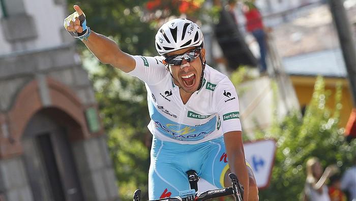 Fabio Aru ha ganado la Vuelta a España 2015