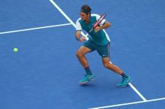 US Open 2015: Federer y García-López a segunda ronda