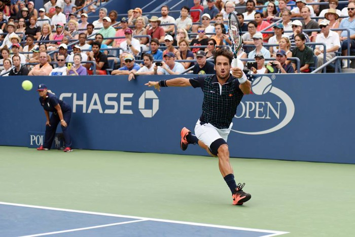 Feliciano Lopez avanza en el US Open