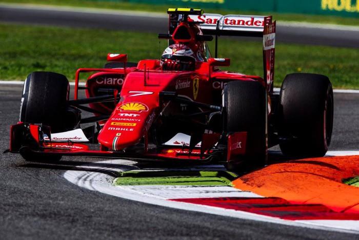 Ferrari en Monza
