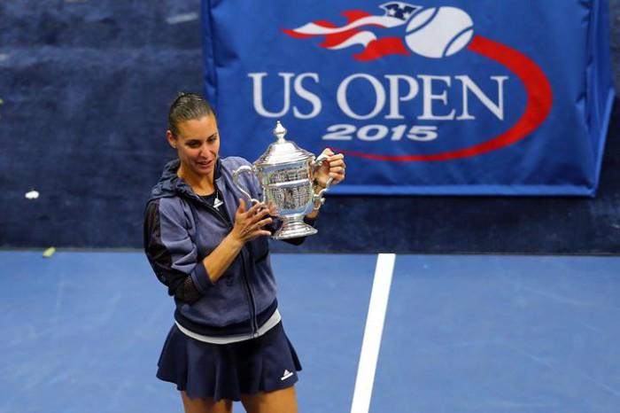 Flavia Pennetta gano el US Open