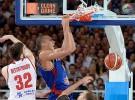 Eurobasket 2015: los resultados de la primera fase en el Grupo A