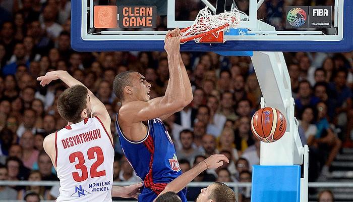 Francia y Rusia, cara y cruz del Grupo A del Eurobasket