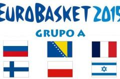 Eurobasket 2015: listas de convocados del Grupo A