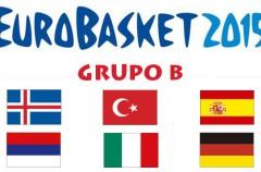 Eurobasket 2015: listas de convocados del Grupo B