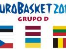 Eurobasket 2015: listas de convocados del Grupo D