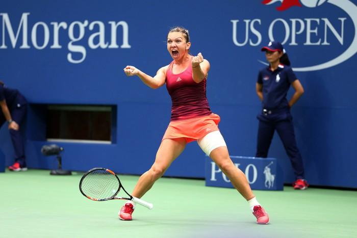 Victoria Azarenka - Simona Halep Women's Singles - Quarterfinals