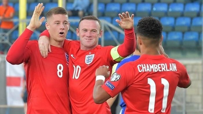 Inglaterra es el primer equipo en clasificarse para la Eurocopa 2016