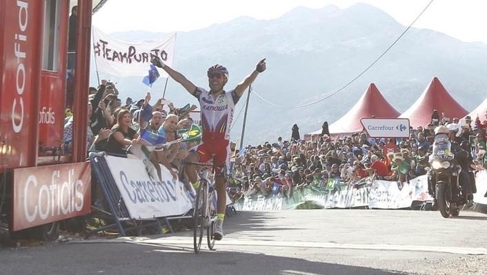 Flecha Valona 2012: a la tercera, fue la vencida para Purito Rodríguez