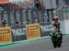 Jonathan Rea consigue en Jerez su primer título de Superbikes