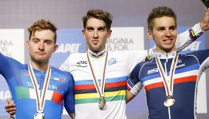 Ledanois ganó el oro en categoría sub 23