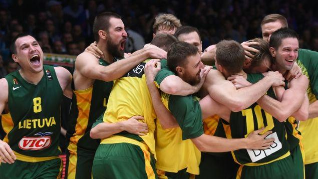 Eurobasket 2015: Lituania da la sorpresa y será el rival de España en la final