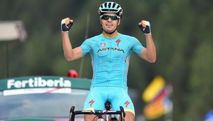 Gran victoria de Landa en la gran etapa de montaña de Andorra