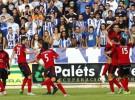 Liga Española 2015-2016 2ª División: resultados y clasificación de la Jornada 4