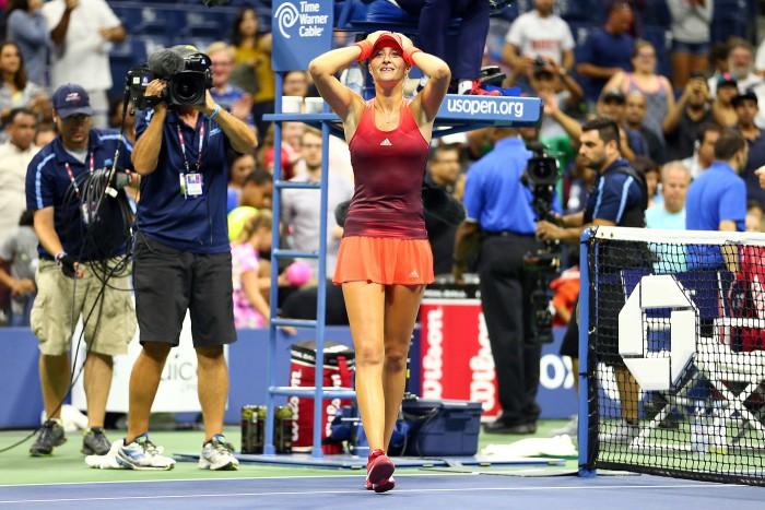 Kristina Mladenovic - Ekaterina Makarova Women's Singles - Round 4