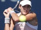 WTA Tokyo 2015: Bencic elimina a Garbiñe Muguruza