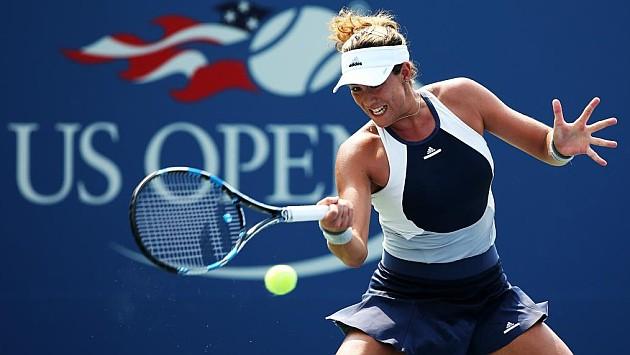 Muguruza eliminada del US Open