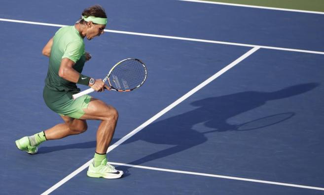 US Open 2015: Rafa Nadal, Ferrer, López, Robredo y Bautista Agut a tercera ronda