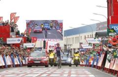 Vuelta a España 2015: el portugués Oliveira gana en Tarazona