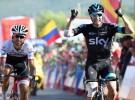 Vuelta a España 2015: victoria para el irlandés Nicolas Roche en Riaza